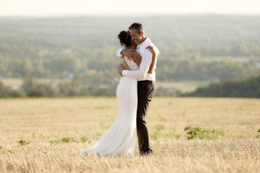 MARIAGE A&B – Domaine d'Essendiéras