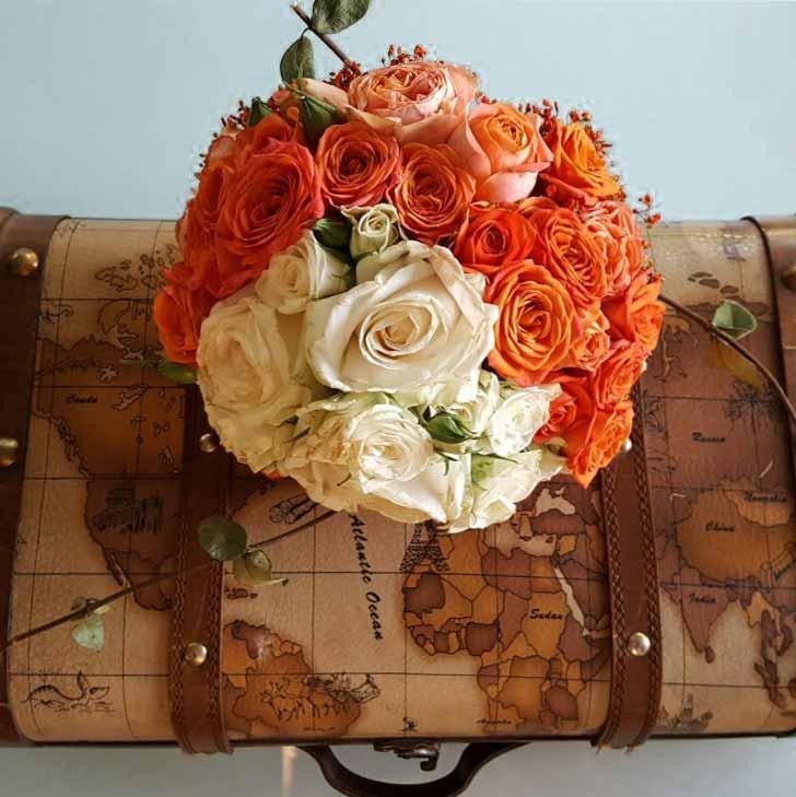 bouquet-urne