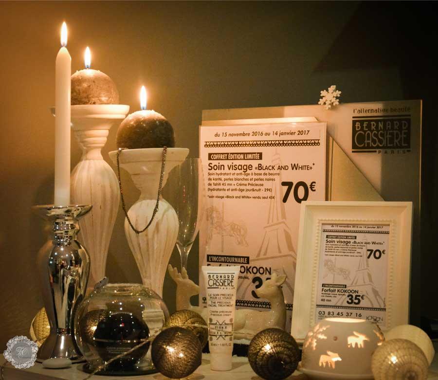 Décoration d'entreprise Institut de beauté Kokoon – Essey-lès-Nancy