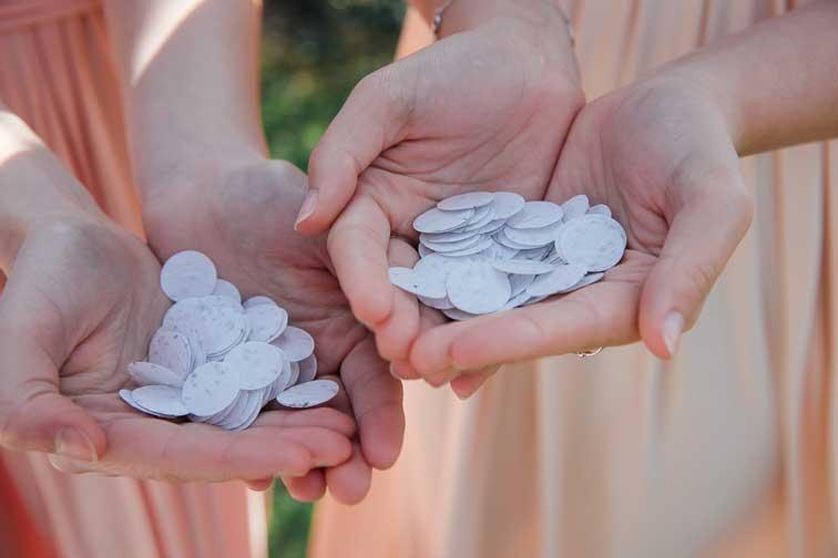 « Nos mariés éco-responsables » 22